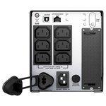 Купить APC by Schneider Electric Smart-UPS 750VA LCD 230V