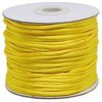 Jinfeng Thread & Ribbon Шнур атласный 7705554 2 мм х 45.7 м