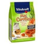 Лакомство для кроликов, грызунов Vitakraft Mini Carotties