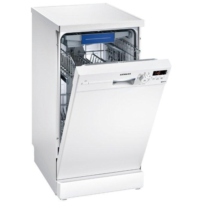 Отзывы Посудомоечная машина (45 см) Siemens iQ100 SR216W01MR | Посудомоечные машины