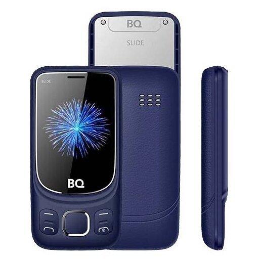 Характеристики Телефон BQ BQ-2435 Slide