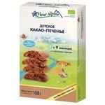 Печенье Fleur Alpine Какао от 9 месяцев