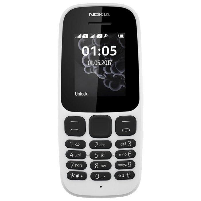 Купить Nokia 105 (2017)