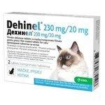 КРКА Дехинел таблетки для кошек