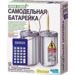Набор для исследований 4M Самодельная батарейка