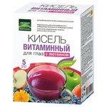 ЛЕОВИТ Кисель Витаминный для глаз с лютеином порционный
