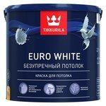 Водоэмульсионная краска Tikkurila Euro White