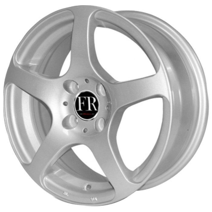 Купить FR Design 221/01 6x14/4x98 D58.6 ET35 Silver