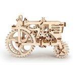 Сборная модель трактор UGEARS 1:500