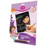 Гравюра D&M Dora Радужное настроение цветная основа
