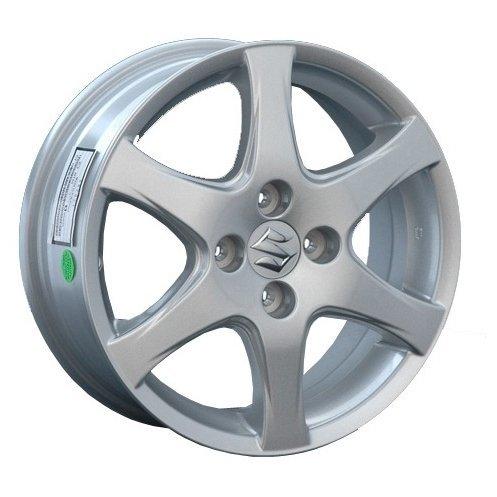 Купить LegeArtis SZ11 6x15/4x100 D54.1 ET45 Silver