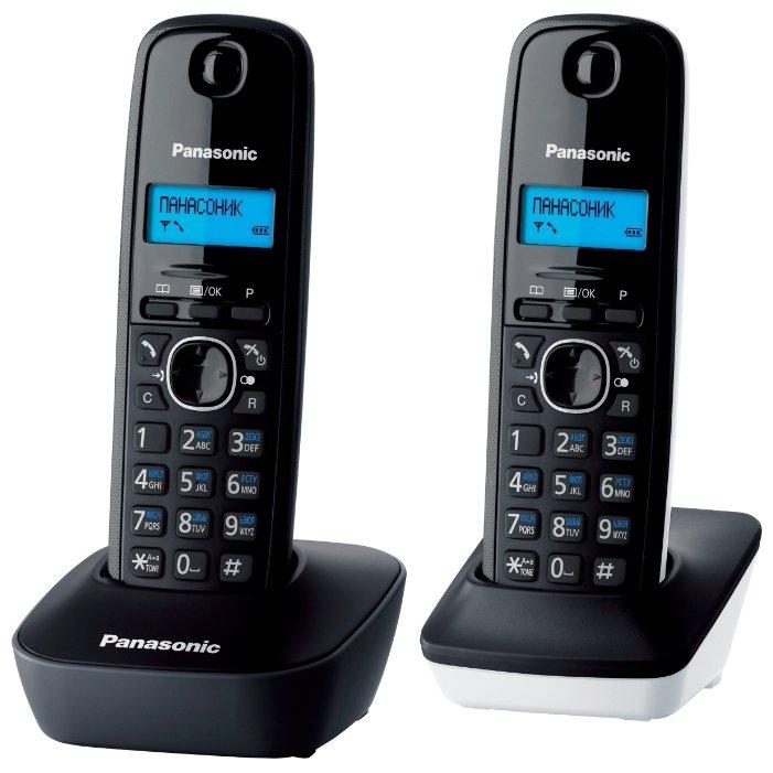 Купить Panasonic KX-TG1612
