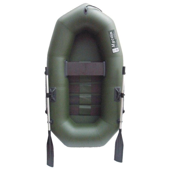 стоимость лодки муссон