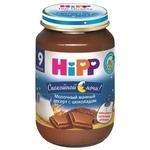 HiPP Молочный манный десерт с шоколадом (с 9 месяцев) 190 г