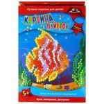Апплика Аппликация из пайеток Коралловая рыбка С2422-11