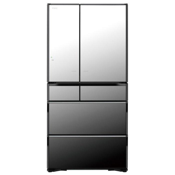 Холодильник многодверный Hitachi R-X 740 GU X / отзывы владельцев, характеристики, цены, где купить