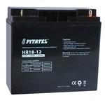 Аккумулятор Pitatel HR18-12, 12V 18Ah