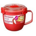 Sistema Кружка суповая Microwave 1142
