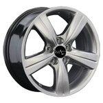 Купить LegeArtis LX10 8x18/5x114.3 D60.1 ET45 Silver