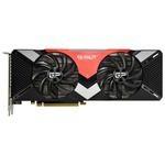 Купить Palit GeForce RTX 2080 1515MHz PCI-E 3.0 8192MB 14000MHz 256 bit HDMI HDCP Dual