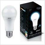 Лампа gauss E27 12Вт 4100K