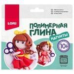 Полимерная глина LORI Магниты Милые куклы (Пг-005)