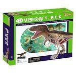 Набор для исследований 4D Master Динозавр Тираннозавр T-Rex