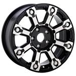 Купить Tunzzo Kaiten 7.5x17/6x139.7 D100.1 ET15 GMMF