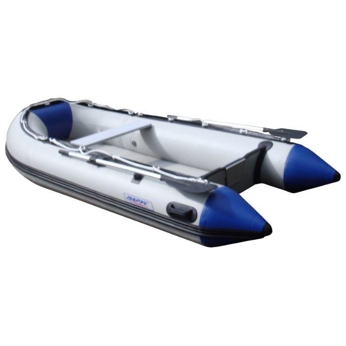 пвх лодка с надувным дном фрегат 320
