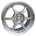 Купить RS Wheels 638J 6.5x15/4x100 D73.1 ET38 Silver