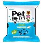 Влажные салфетки Pet Benefit Detergenti Milleusi антибактериальные